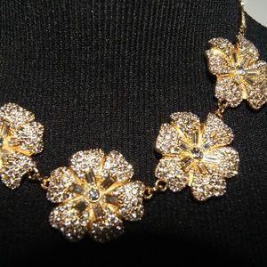 kate spade Jewelry - Kate Spade New York 'pave posey' Necklace